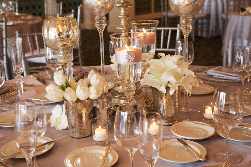 Tall Candle Wedding Centerpieces Gallery - Wedding Decoration Ideas